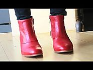 What to Wear With Red Boots : Style & Fashion Advice