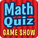 Math Quiz Game Show - Gr. 1-3