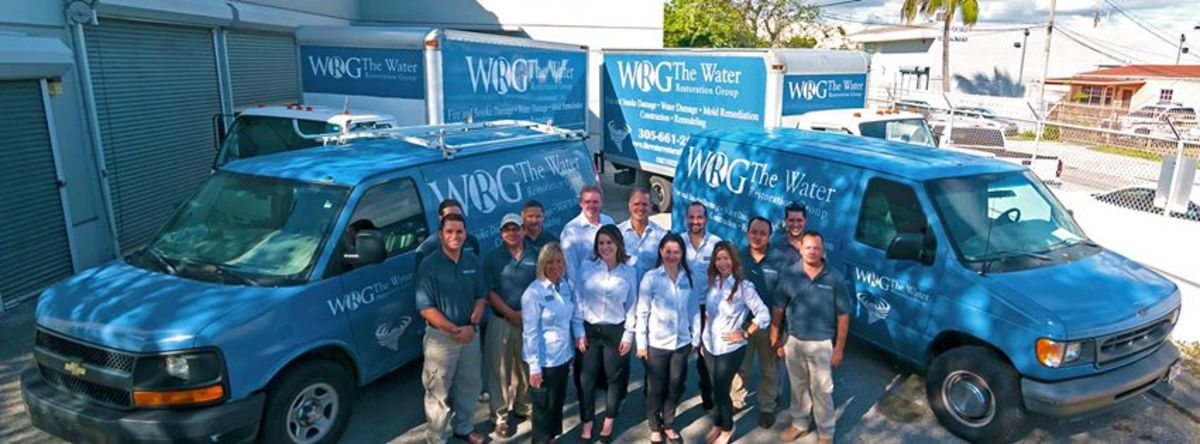 Headline for Best Water Damage Restoration Service company in Miami