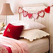 Handcrafted Valentine's Day Decor