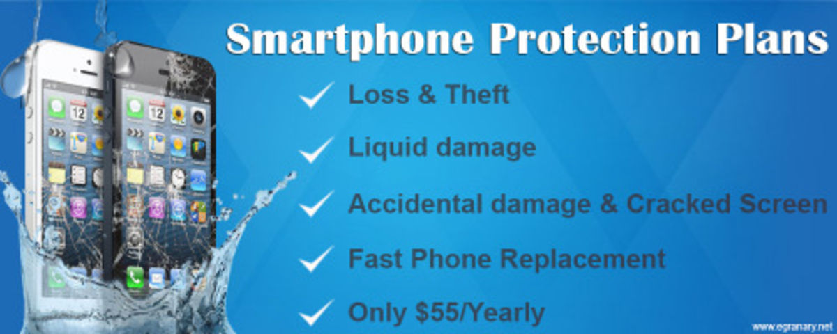 Headline for Smartphone Insurance Services