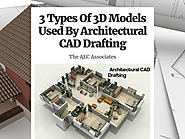 3 Types Of 3D Models Used By Architectural CAD Drafting