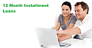 12 Month Installment Loans – Quick Cash For Emergency Unexpected Expenses