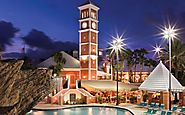 Hilton Grand Vacations at SeaWorld Hotel in Orlando, Florida