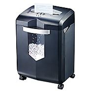 Bonsaii EverShred C149-C 18-Sheet Cross-cut Paper/CD/Credit Card Shredder, 60 Mintues Running Time, Overload and Ther...