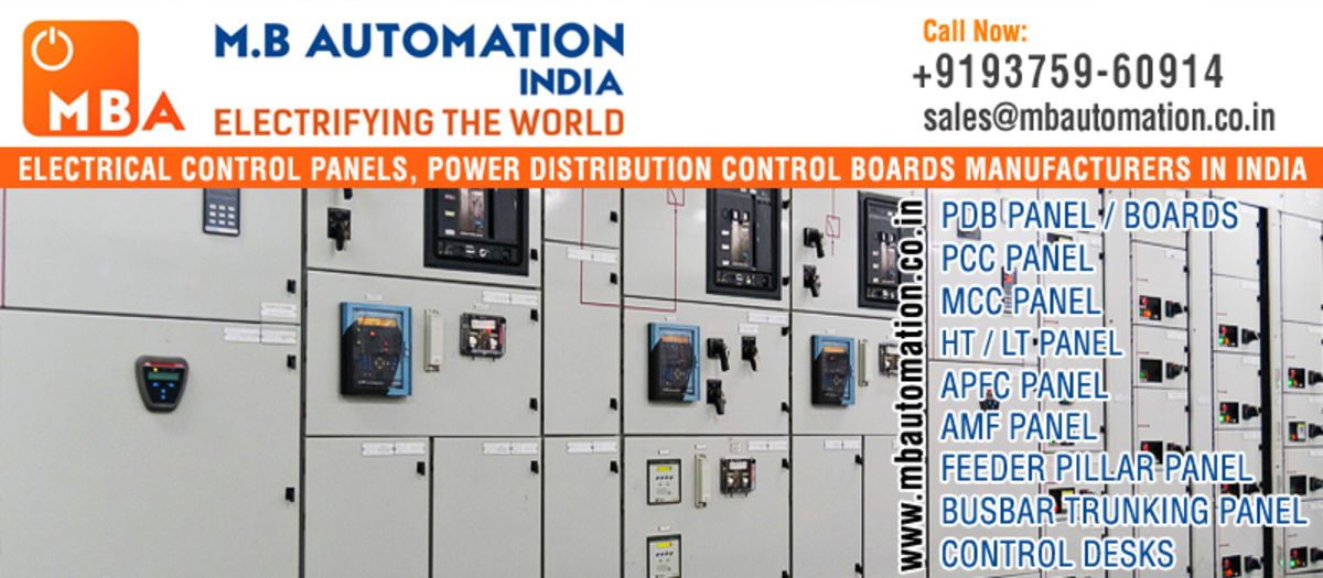 Headline for M.B AUTOMATION