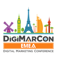 DigiMarCon EMEA Digital Marketing, Media and Advertising Conference (Online: Live & On Demand)