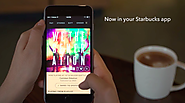 Starbucks is now serving Spotify music recommendations with your coffee