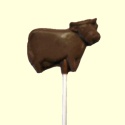 Chocolate Cow Pop