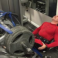 Karol Olender - Trec Team UK: Leg day