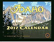 Buy Idaho commemorative calendar to highlight iconic artist's work