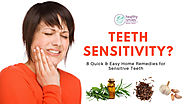 Home Remedies for Teeth Sensitivity: 8 Quick & Easy Ways – Healthy Smiles Dental Group