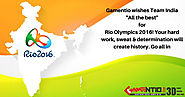 Gamentio wishes Team India all the luck and success!