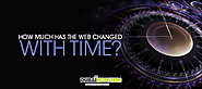 How Much has the Web Changed with Time? -