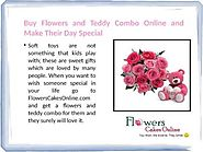 Order Flower and Chocolates Combo Online and Send it to India