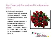 Send Cakes to Delhi from FlowersCakesOnline.com for Your Favorite One