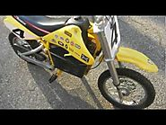Electric DirtBike vs Gas DirtBike