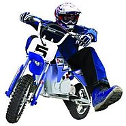 RAZOR 24V Dirt Rocket MX350 Electric Motorcycle Bike