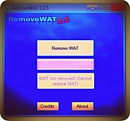Removewat for windows 7 Ultimate 64 /32 Bit