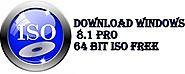 Windows 8.1 Pro 64 bit ISO Free Download - Full crack keygen Serial Code software