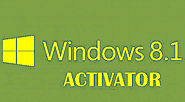 Windows 8.1 Activator Build 9600 Key Crack 64 / 32 Bit