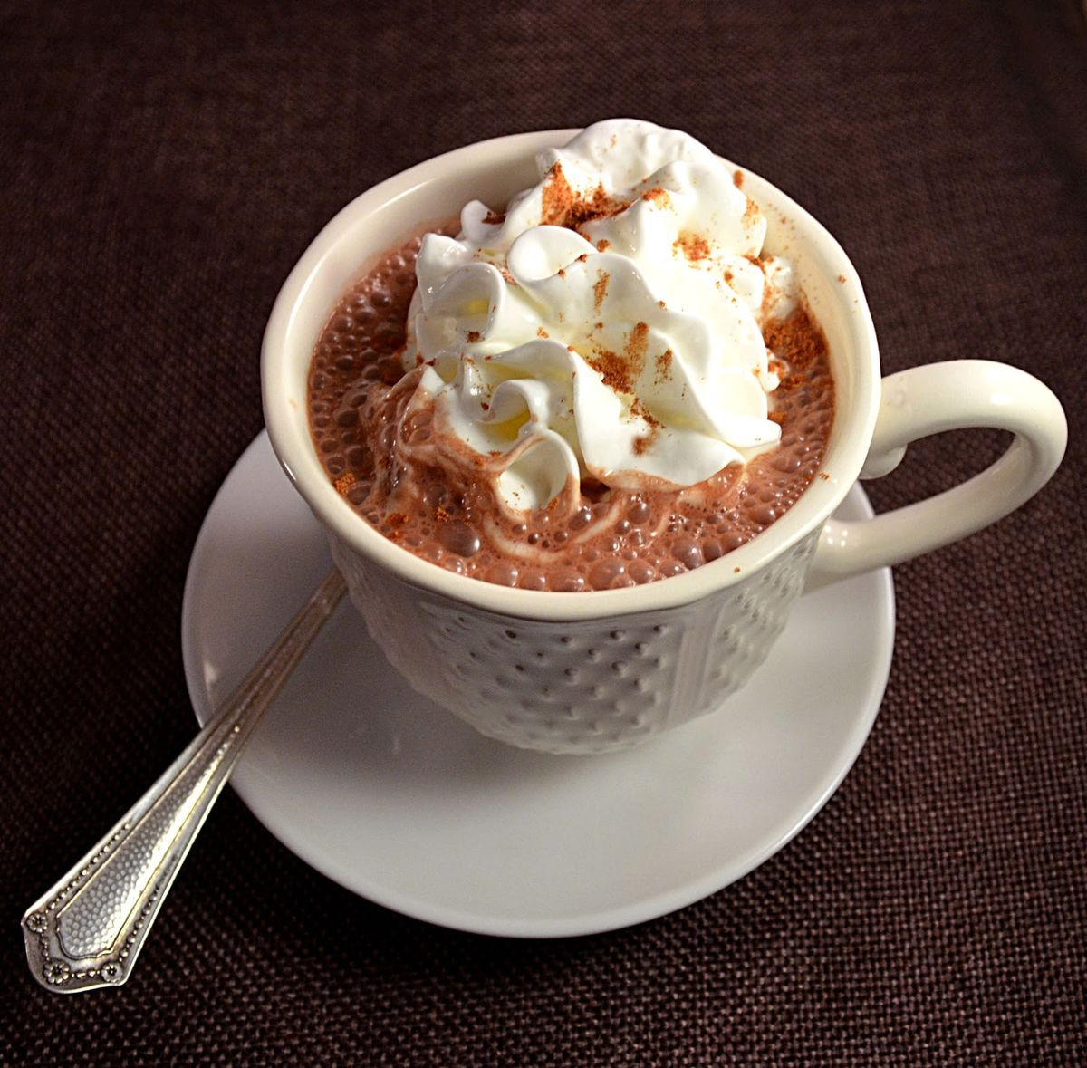 Headline for Easy Hot Chocolate Recipes
