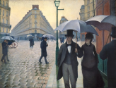 Changes In History Through Art: 19th and 20th Century Cities
