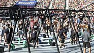 "CrossFitters Compete to be ""Fittest on Earth"""
