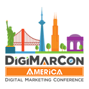 DigiMarCon North America Digital Marketing, Media and Advertising Conference (Online: Live & On Demand)