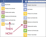 Facebook's Graph Search Then & Now: What's Changed