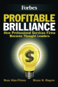 Profitable Brilliance: How professional services firms become thought leaders