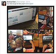SchoolNet SA - IT's a Great Idea: MIEExpert Spotlight #3: Keshma Patel - Project-based learning, 1:1 technology, stud...