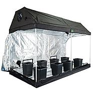 Select Ultimate Grow Tent Kits at Senua Hydroponic Grow Shop