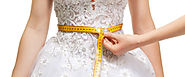 Wedding and Bridesmaid dress alterations in bridgend