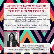 Law of Attraction Workshop & Seminar | Learn Mind Power Techniques