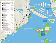 How to get to Miami International Boat Show at Key Biscayne