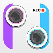 Split Lens 2+Clone Photo Video Editor&Funny Movie Clip Maker for Youtube