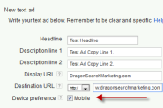 Google AdWords Enhanced Campaigns