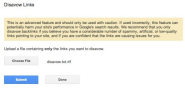 Google's Disavow Links Tool - To Use or Not to Use?