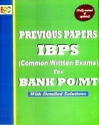Previous Paper For Bank Po With Detailed Solutions by K. Kundan