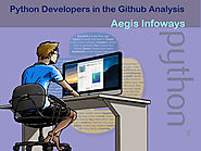 Python Developers in the Github Analysis