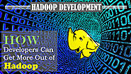 How Developers Can Get More Out of Hadoop?