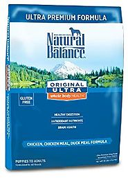 Natural Balance Whole Body Health - Large Breed Dry Dog Food - Chicken