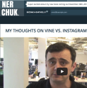 MY THOUGHTS ON VINE VS. INSTAGRAM VIDEO