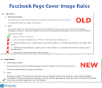 Facebook Changes Page Cover Rules - Test 20% With This Tool