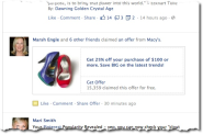 Facebook Launches New Offers Product for Businesses