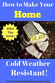 Make Your Home Resistant to Cold Weather