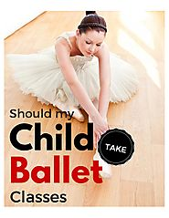 Have Minor Coordination Issues or Clumsiness? Ballet can Help!