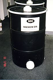 Activated Carbon Adsorption Equipment- Drums & Vessels