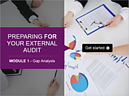 Preparing For Your External Audit - Module 1 Enrol Now